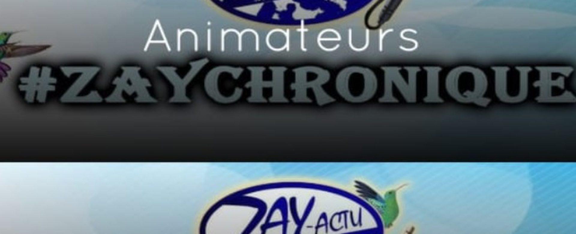 Rubrique ZayChronique