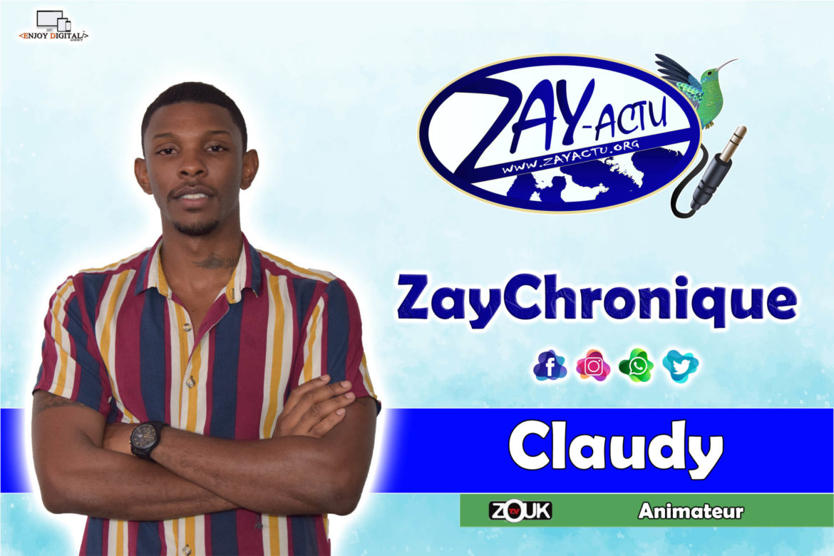 Affiche Claudy